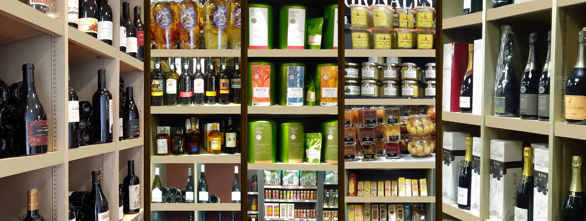 Vini'Gusto - Votre cave et épicerie fine à Lorient dans le Morbihan