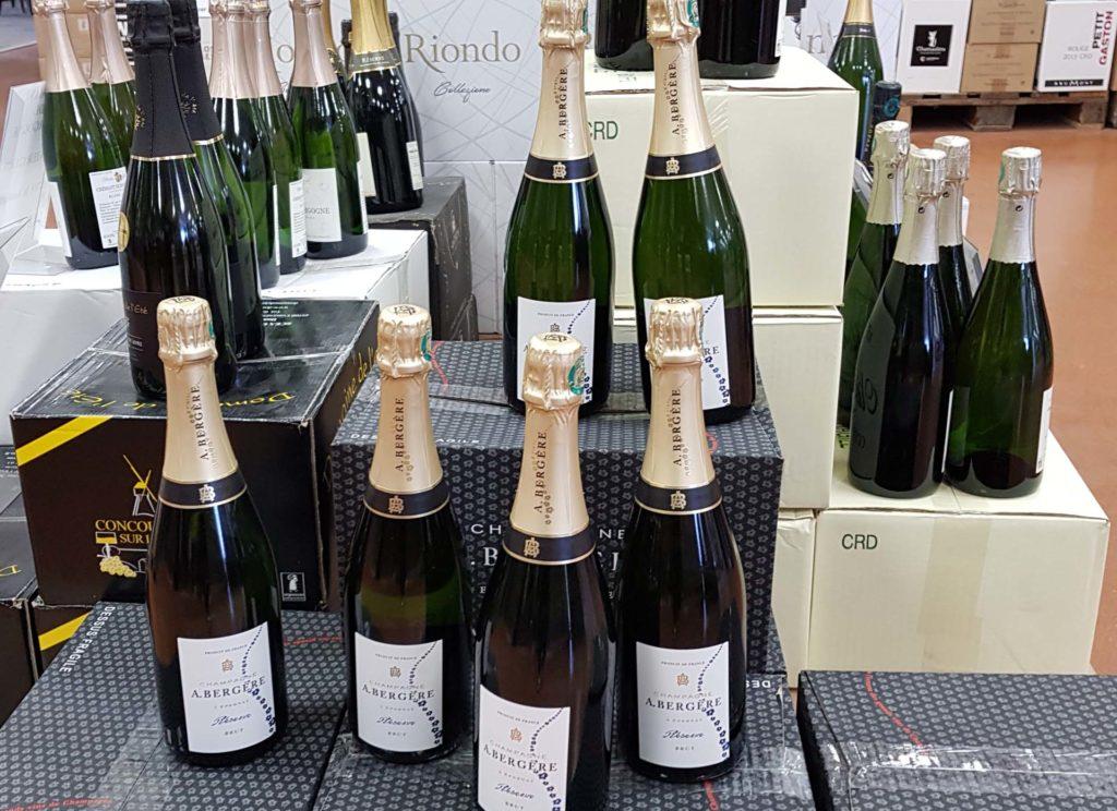 Champagne - Caviste - Sommelier, Vini'Gusto Lorient (Morbihan)