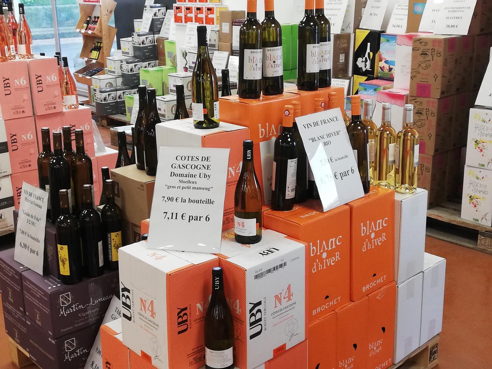 Gamme-de-vins-doux-Caviste-Sommelier-ViniGusto-Lorient-Morbihan