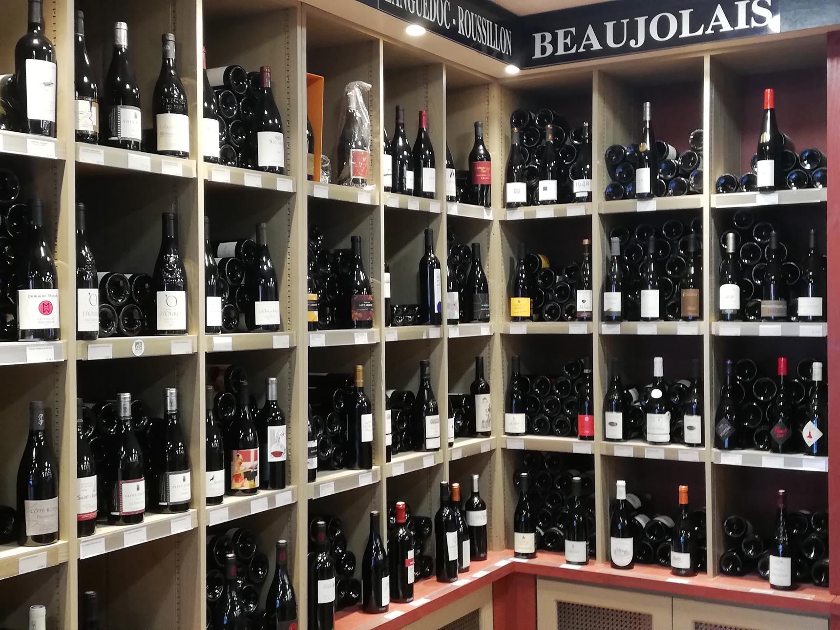 Soirée Vins du Languedoc