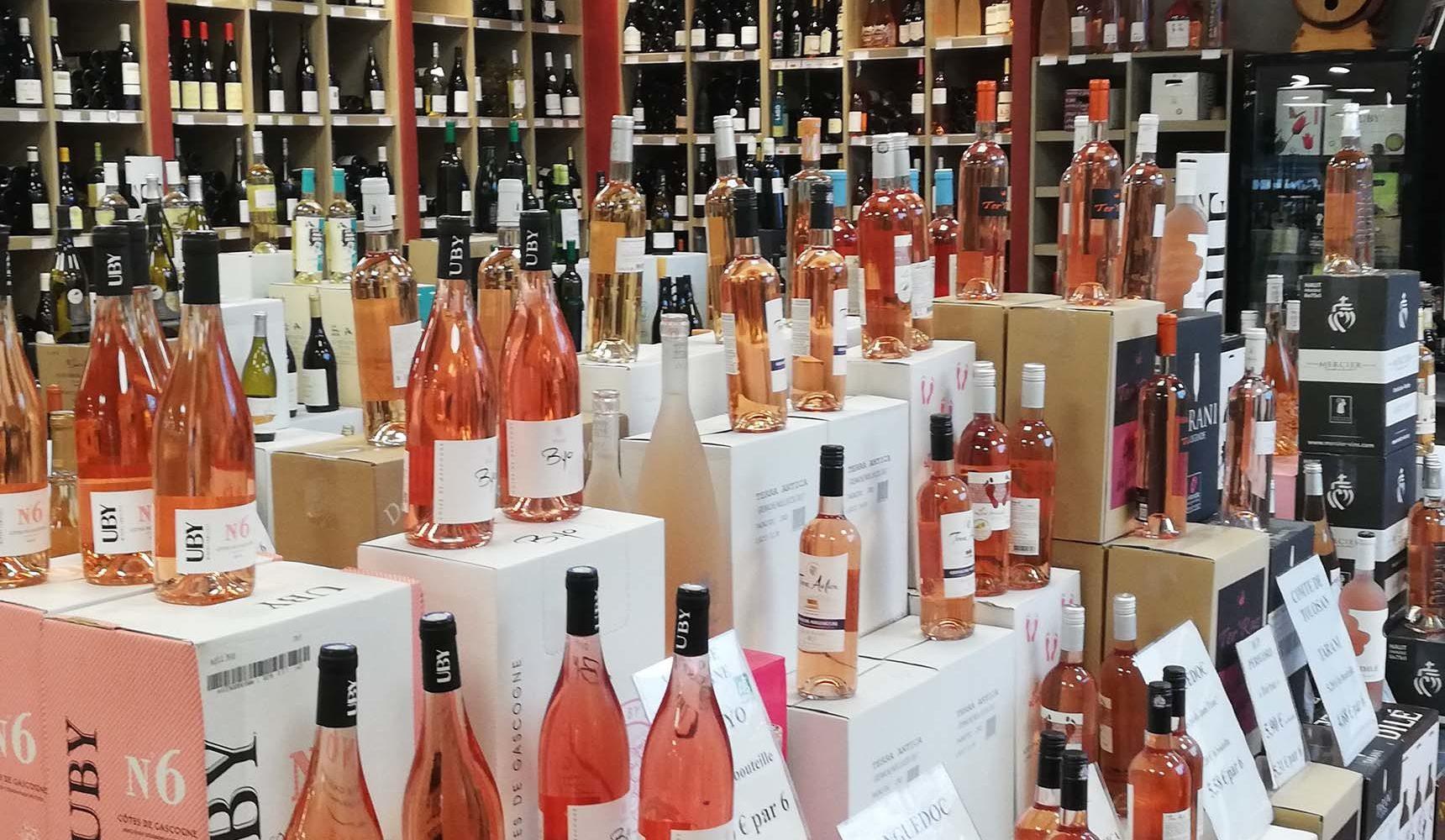 Vins-rosés-pour-particuliers-repas-dentreprise-et-associations-ViniGusto-Lorient-Morbihan