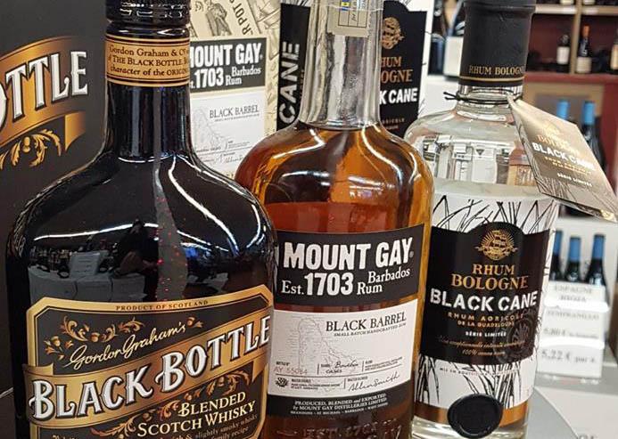 Whiskies- cave vinigusto lorient (morbihan)